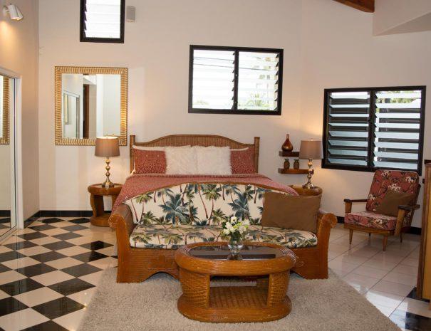 HI Vacation Rental Master Bedroom