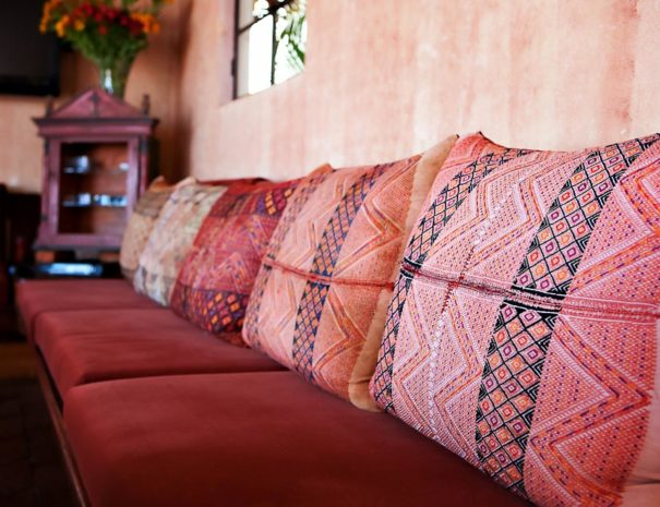 Vacation Rental Guatemala Living Room